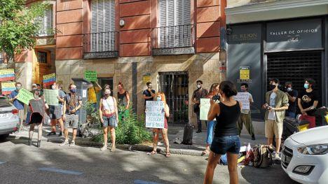 Protestas en Madrid y Málaga en defensa de la Amazonía