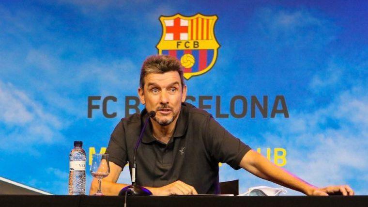 Unzué cree que la decisión de Messi es 'meditada' y que 'tiene sus razones'