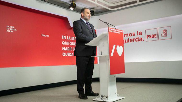 Ábalos pide al conjunto de partidos 'ser generosos' para aprobar unos PGE de 'reconstrucción nacional'