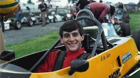 Netflix anuncia la producción del primer drama de ficción sobre Ayrton Senna