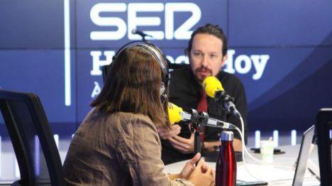 Iglesias revela que Sánchez se disculpó por no informarle de la salida del Rey emérito