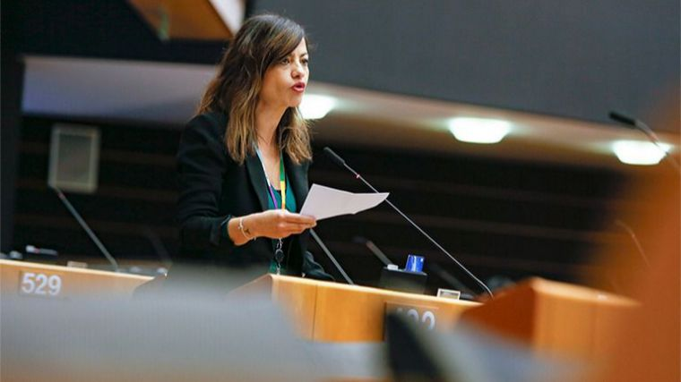 Sira Rego pide al Gobierno 'iniciar los trámites que sean necesarios para acoger' a parte de las personas retenidas en Lesbos
