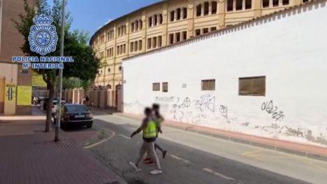 La Policía detiene a un profesor de una escuela taurina por delitos contra la indemnidad sexual