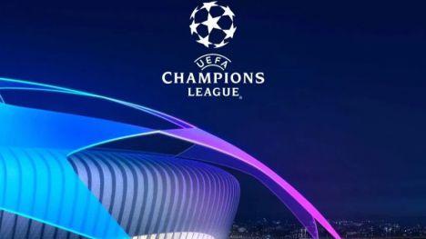 Calentando motores para la Champions League