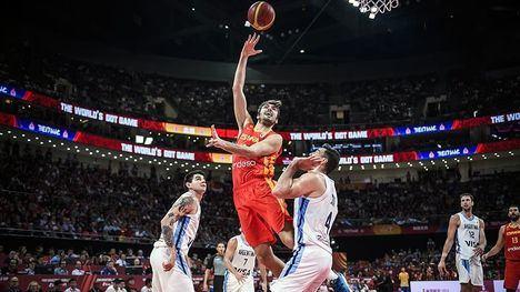 FIBA: Las próximas 'ventanas' en formato 'burbuja'