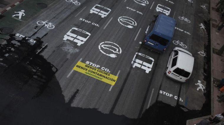 Greenpeace sostiene que utilizar el coche para evitar el contagio 'es un riesgo mucho peor que el virus'