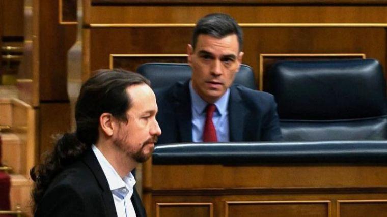 Iglesias critica las medidas de Ayuso pese al 'alto al fuego' de Sánchez