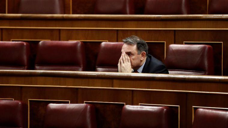 Enrique Santiago da en el Congreso un 'repaso' legal y político a Vox