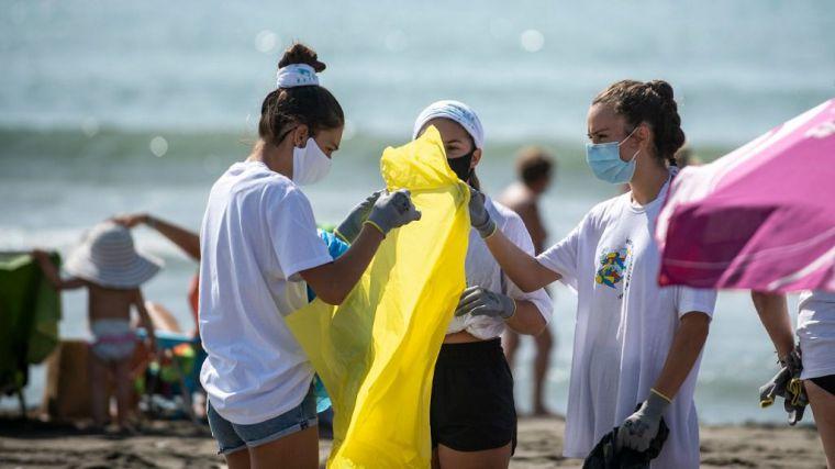 Los Héroes LIBERA saldrán por cuarto año consecutivo a las playas y costas para luchar contra la basuraleza
