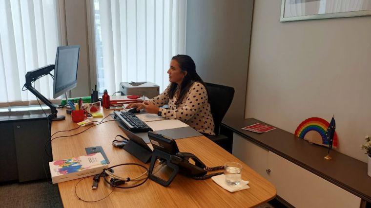 Mónica Silvana: 'Se prevé que más de 45 millones de personas adicionales caigan en la pobreza'