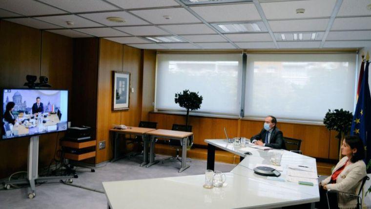 La propuesta de Maroto para 'volver a poner a Europa como destino de viajes seguro'