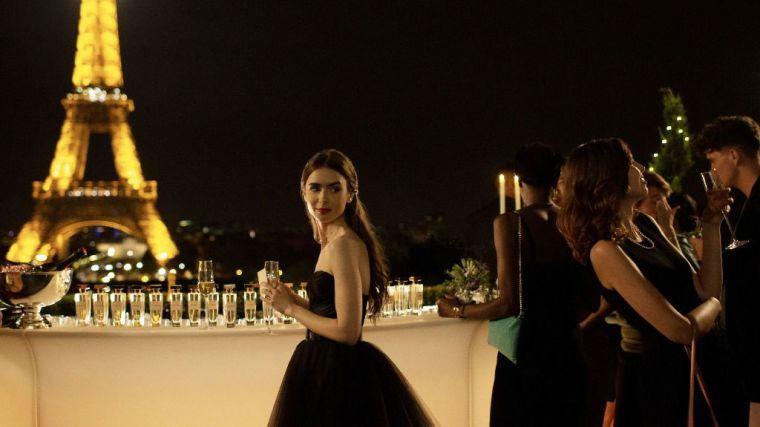 'Emily in Paris', la nueva comedia romántica de Netflix