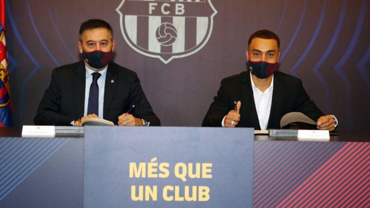Sergiño Dest: El nuevo fichaje del Barça
