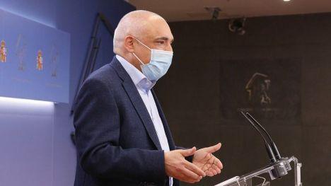 Simancas pide al PP que cese en su actitud de bloqueo y boicot