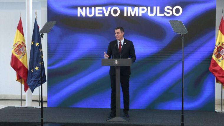 Sánchez presenta su Plan de Recuperación: 'Si España quiere, España puede'