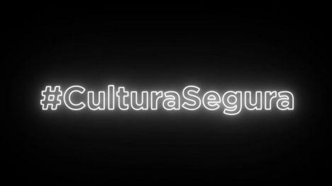 El Ministerio de Cultura y Deporte lanza la campaña #CulturaSegura