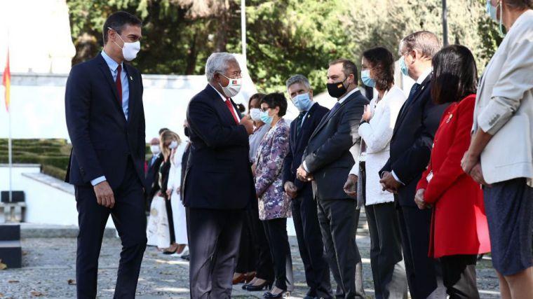 Cumbre Hispano-Lusa: Sánchez y 10 ministros refrendan el compromiso 'hacia una Europa más unida y más fuerte'
