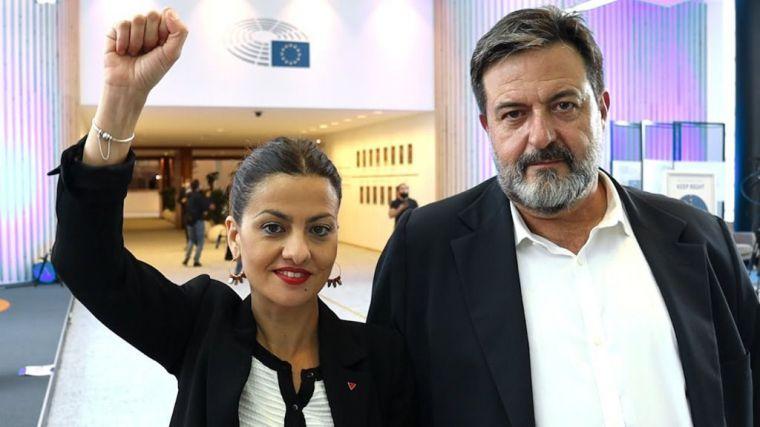 IU: Primer año de trabajo de Sira Rego y Manu Pineda tras su llegada al Parlamento Europeo