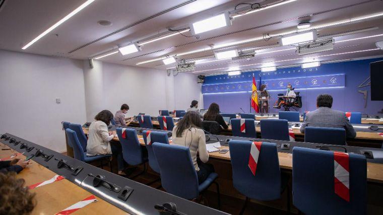 Lastra: 'El CGPJ es un órgano constitucional que lleva dos años sufriendo el bloqueo del Partido Popular'