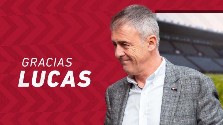 Alcaraz deja de ser entrenador del Albacete BP