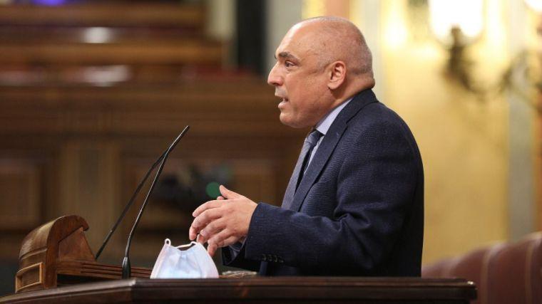 Simancas: 'Los demócratas tenemos que dar una respuesta contundente al discurso del odio'