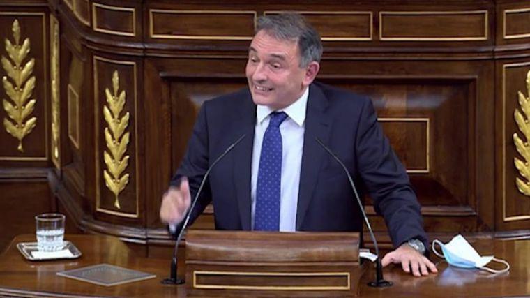 Santiago denuncia cómo Ciudadanos, Vox y PP 'buscan instrumentalizar a la Guardia Civil y a las instituciones'