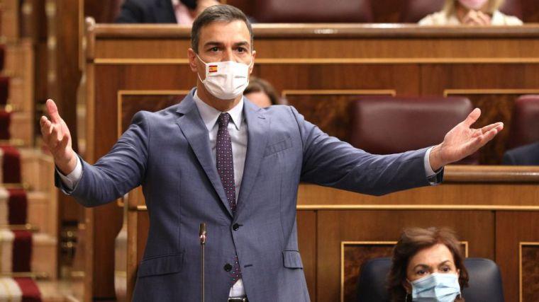 Sánchez: 'El PP ha dejado de ser un partido de Estado, se ha convertido en antisistema'