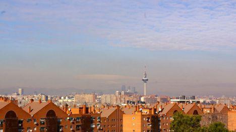 La contaminación atmosférica y la COVID-19 crean