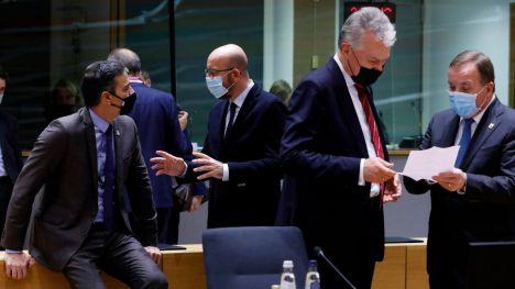 Sánchez defiende en Europa que los países