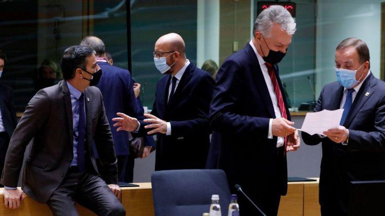 Sánchez defiende en Europa que los países 'no tomen medidas unilaterales, ya que el virus no entiende de fronteras'