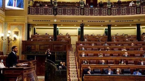 PSOE, Unidas Podemos, Más País y otras formaciones exigen sanciones contra discursos
