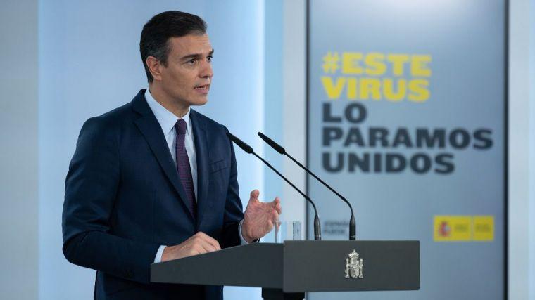 Sánchez: 'La situación es grave, debemos actuar con determinación y la necesaria e imprescindible unidad'