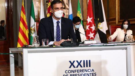 Fondos Covid: Sánchez garantiza a las comunidades que ejecutarán más del 50% de los proyectos