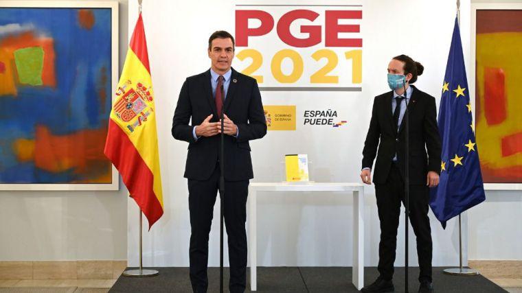 Unos PGE 'inaplazables e indispensables' para la 'modernización y recuperación de nuestra economía'