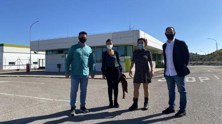 Sira Rego (UP) defiende 'adelantar el calendario de cierres de las centrales nucleares'