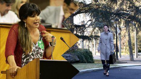 Rifirrafe entre Irene Montero y Teresa Rodríguez