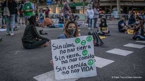 Exigen más ambición en la lucha contra el cambio climático