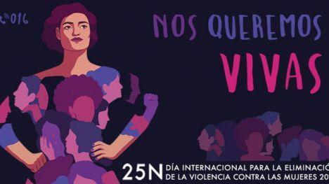Un minuto por todas las víctimas de violencia de género el próximo 25N