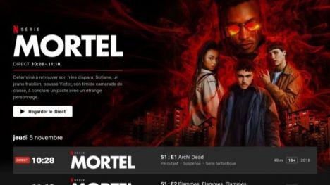 Francia ya experimenta con Netflix Direct