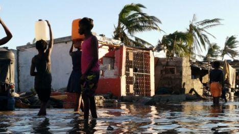 El aumento de fenómenos meteorológicos extremos amenaza a las comunidades más vulnerables de África