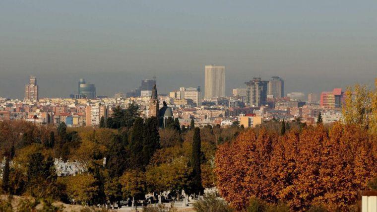 La contaminación por ozono cae un 41 % en España en 2020