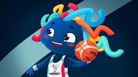 Lola será la mascota del Eurobasket Femenino 2021