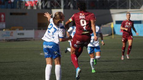 La UD Granadilla Tenerife reina en la última jornada de la Primera Iberdrola