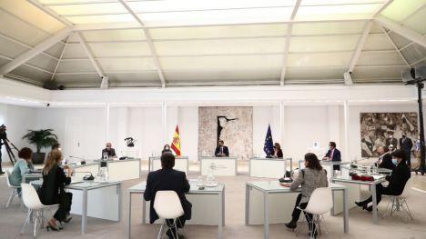 El Gobierno constituye la Mesa de Diálogo Social para la Recuperación, la Transformación y la Resiliencia