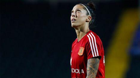 Jennifer Hermoso ratificada por la FIFA entre las mejores jugadoras del mundo