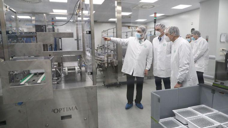 Sánchez: 'El compromiso del Gobierno con la ciencia es inequívoco'