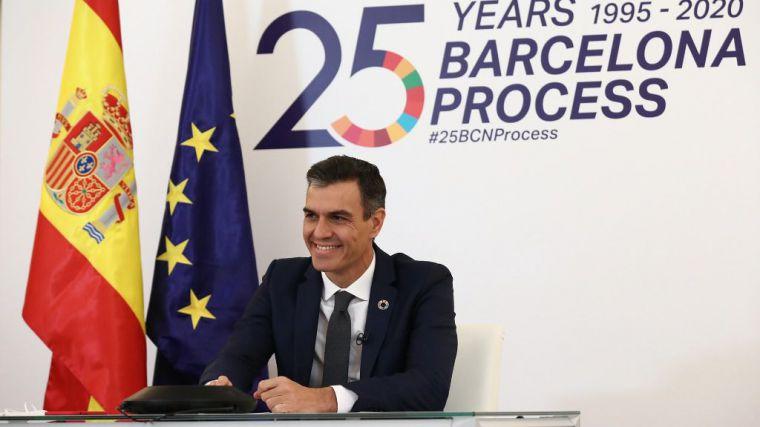 Sánchez ha promovido un 'non-paper' para impulsar la relación de la UE con su Vecindad Sur