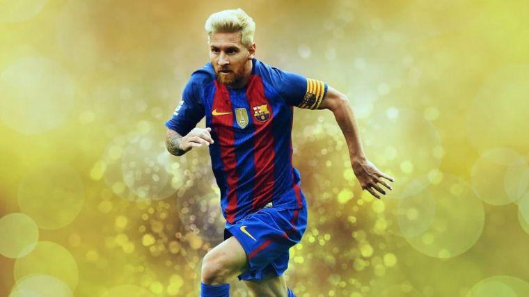 Messi podría irse al Manchester City al finalizar la temporada