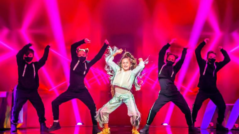 España repite podio en Eurovisión Junior con Soleá