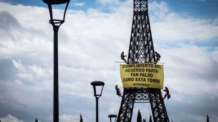 No hay nada que celebrar: la emergencia climática continúa